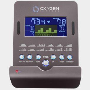 Эллиптический тренажер Oxygen EX-55 HRC