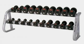 Подставка под гантели (10 пар) Matrix G3 FW91