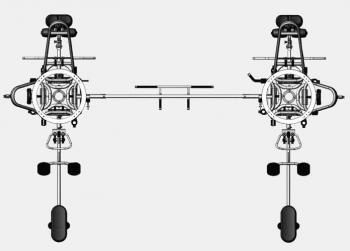 Мультистанция 8-ми позиционная Matrix G3-MS80